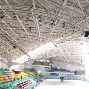 世界速滑錦標賽主場館 The World Speed Skating Championships Main Venue2