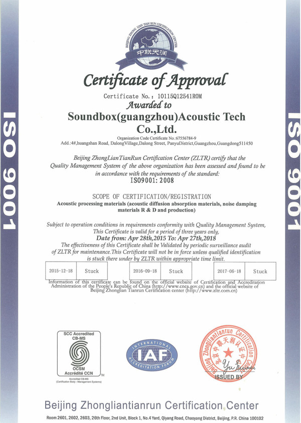 ISO90011